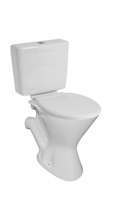 Windsor Plastic Link Toilet Suite P Trap [198638]