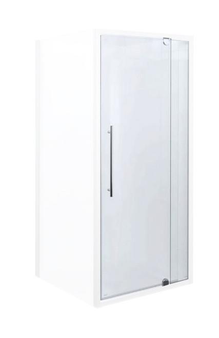Flinders Screen 1220 Door Panel Set Chrome [133900]