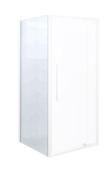 Flinders Screen 820mm Return only - Door to be ordered separately [133904]