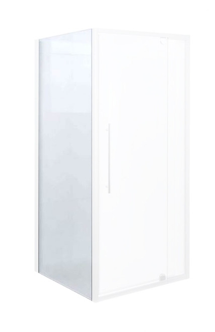 Flinders Screen 1000mm Return only - Door to be ordered separately [133907]