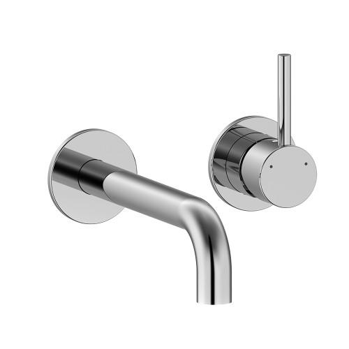 Basin Or Bath Mixer Projix Flip W/-200Mm Spt 4Star C/P [190048]