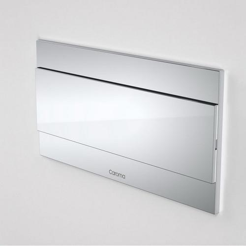 Invisi Series II Blank Access Panel Satin Chrome [111414]