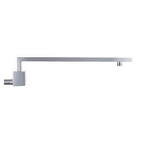Ranea Designer Square Swivel Wall Shower Arm Chrome [125891]