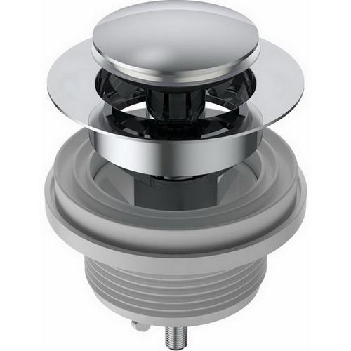 Urbane ll Bath Pop-Up Plug & Waste 68mm x 55mm x 68mm Chrome [143612]