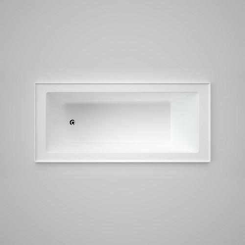 Newbury 1675mm Bath 280L Acrylic White [129932]