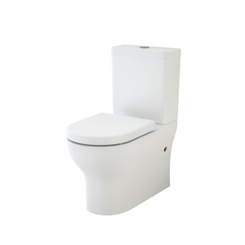 Suite Dorado W/Faced C/C Btminlet W-S/C Seat 4Star Wht [136691]