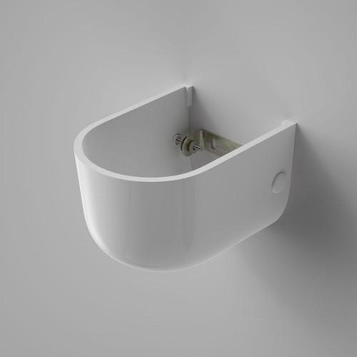 Care Basin Shroud 203mm x 270mm x 190mm Ceramic White [192270]