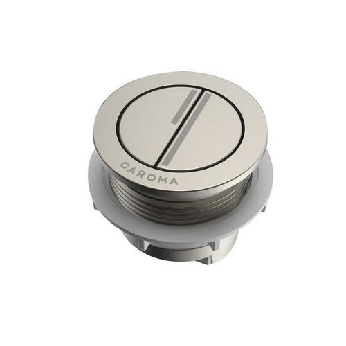 Smart Flow Round Bezel/Button Brushed Nickel [194582]
