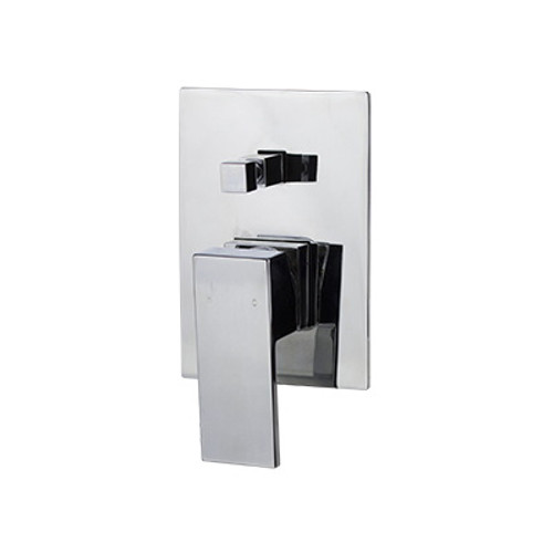 Thyme (Kubos) Shower Diverter Mixer Chrome [138951]