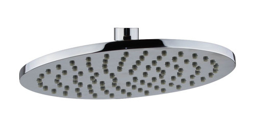 Matcha (Mixx Round) 200Mm Brass Shower Head Chrome Wels 3 Star [250019]
