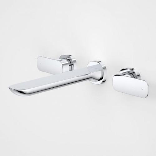 Contura Wall Basin/Bath Set - Chrome [156834]