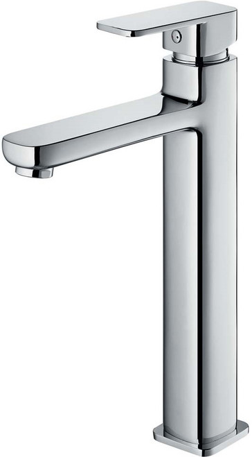 Lily Tower Vessel Basin Mixer Chrome [250082]