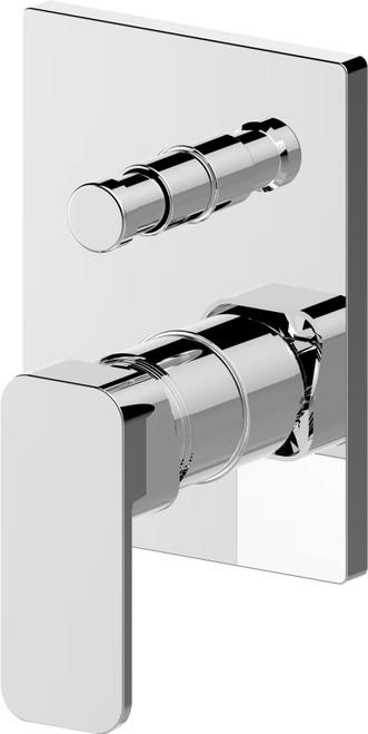 Lily Shower Diverter Mixer Chrome [250084]