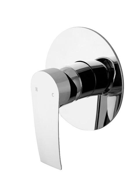 Iris (Contour) Shower Mixer Chrome [250090]