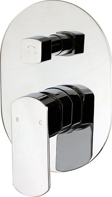 Berry (Visage) Shower Diverter Mixer Chrome [250097]