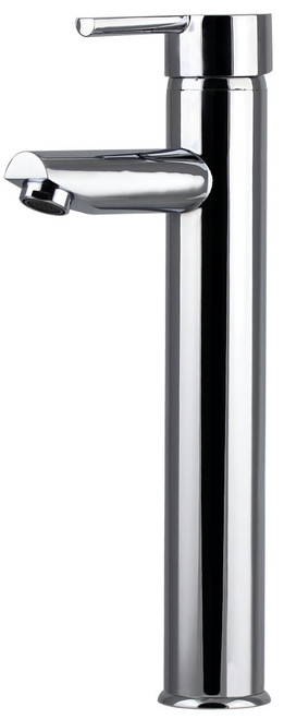 Cocoa (Amane) Tower Vessel  Mixer Chrome [250107]
