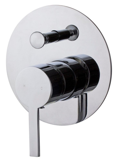 Cocoa (Amane) Shower Diverter  Mixer Chrome [250108]