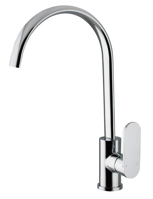 Saffron Sink Mixer Chrome [250148]