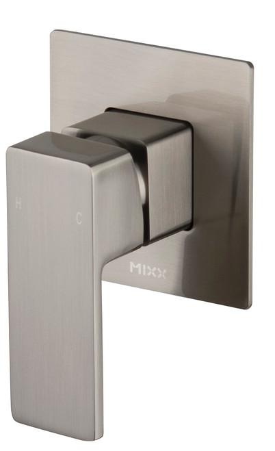 Sage Shower Mixer Brushed Nickel [250167]