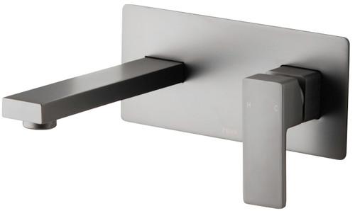 Sage Wall Plate Mixer Gun Metal [250177]