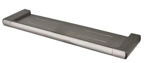Sandalwood (Surrey) Shower Shelf Brushed Nickel [250270]