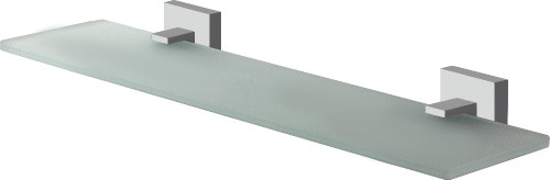 Mint (Mixx Square) Glass Shelf Chrome [250276]