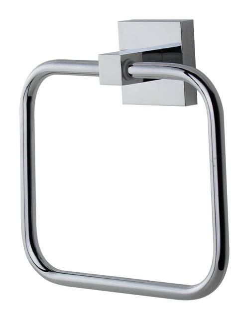 Mint (Mixx Square) Towel Ring Chrome [250286]