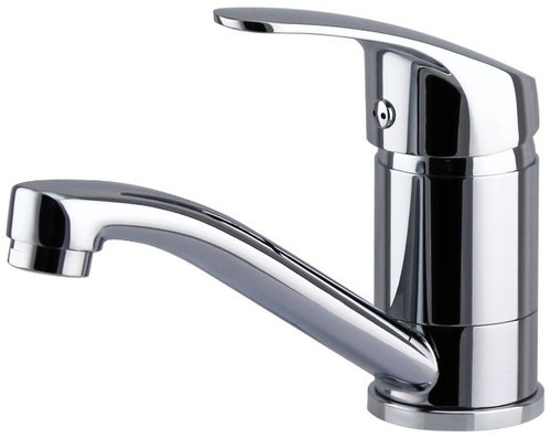 Cayenne (Aquamix) 40Mm Swivel Basin Mixer With All Thread And Nut [250385]