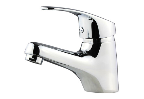 Cayenne (Aquamix) 40Mm Basin Mixer Cp With All Thread And Nut [250390]