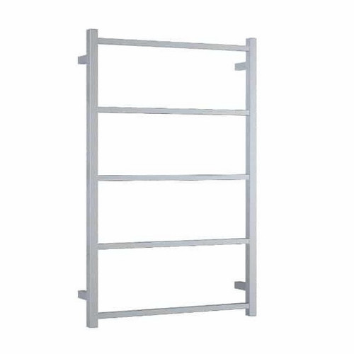 Thermorail Straight Square Towel Ladder 5 Bar 650 x 1000mm Polished Stainless Steel [129596]