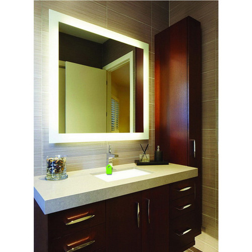 Ablaze Premium S Range Back-Lit Mirror with LED Light 900 x 900mm [129550]