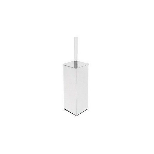 Soho Freestanding Toilet Brush Holder Chrome [151029]