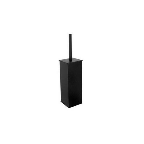Soho Freestanding Toilet Brush Holder Matte Black [151038]