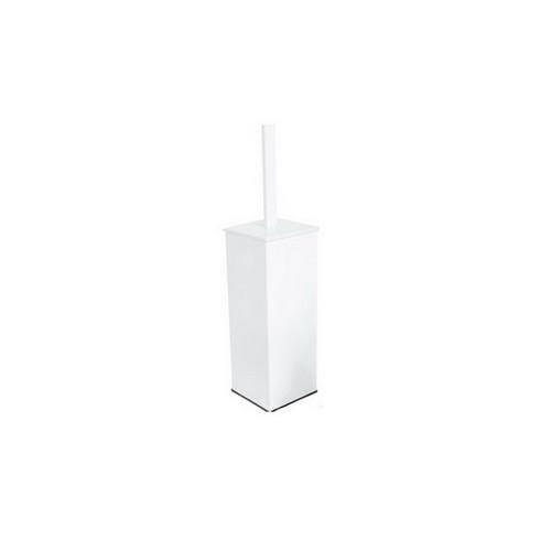 Soho Freestanding Toilet Brush Holder Matte white [151047]
