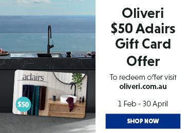 Oliveri $50 gift card