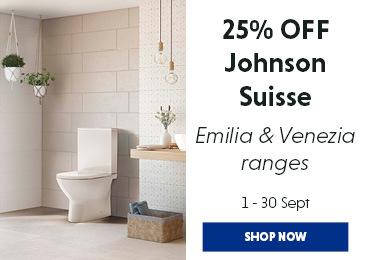 Johnson Suisse - Emilia & Venezia Ranges