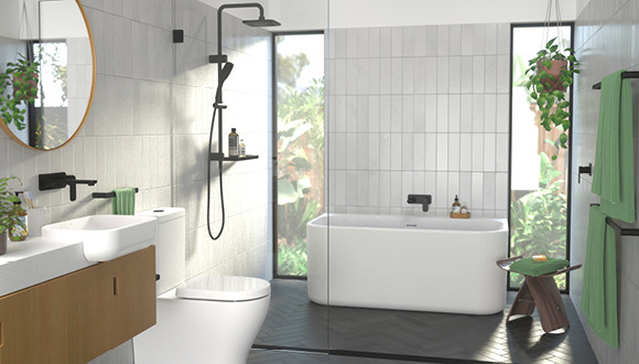 Tailoring Your Perfect Bathroom with Caroma Luna
