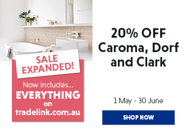 20% Caroma, Dorf & Clark