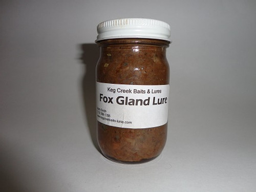 Fox Gland Lure