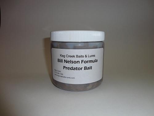 Bill Nelson Formula Predator Bait