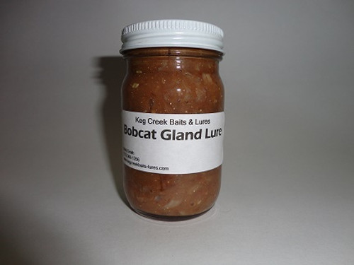 Bobcat Gland Lure