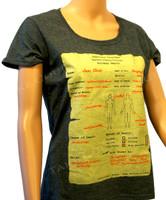 Jesus Autopsy - Christian Shirt - Gray