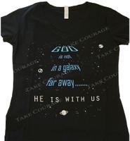 Galaxy - Christian Shirt - Womens
