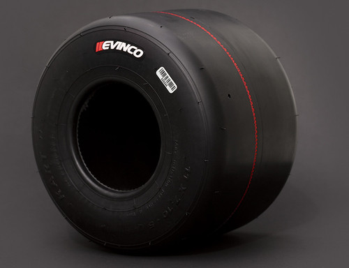 Evinco Red SK-M (Medium) Tires