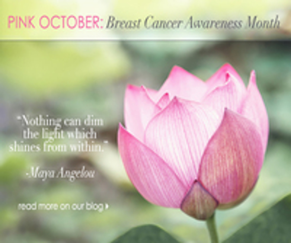 Pink October: Fighting Breast Cancer
