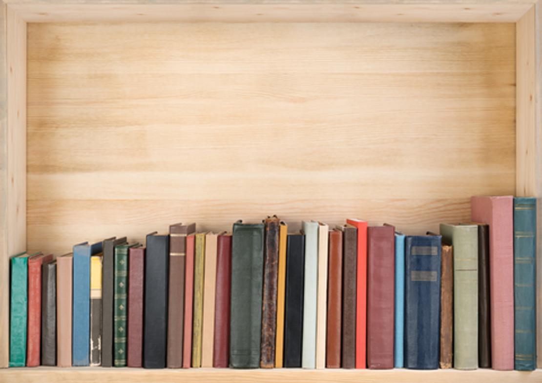 The KiraGrace Bookshelf