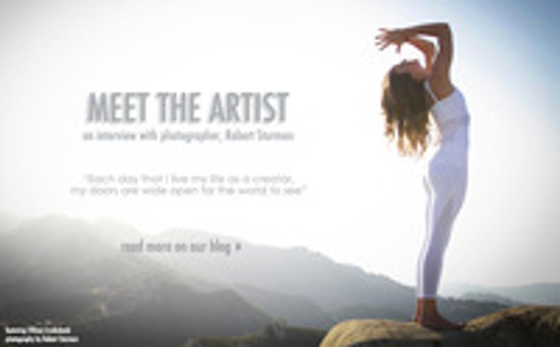 Meet the Artist: Robert Sturman