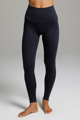 Renew Ultra High Waist Yoga Legging (Black) front