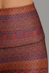 Renew Ultra High Waist 7/8 Yoga Legging (Tapestry)