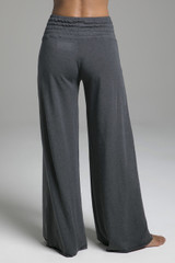 Soft French Terry Sweatpants back view